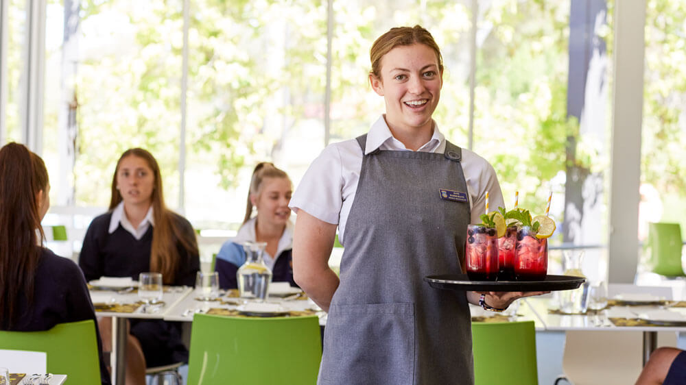 Bridge Restaurant student